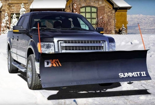 Chevy Tahoe Snow Plow - Brand New 88