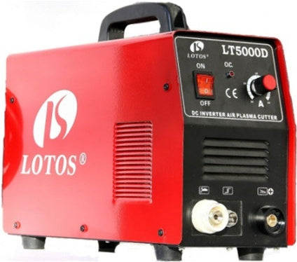 Brand New Lotos Dual Voltage 50 Amps Plasma Cutter Welding Machine