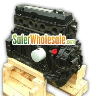 1976-1989 3.7L/470 (224 ci) Inline 4 Cylinder Remanufactured Marine Engine