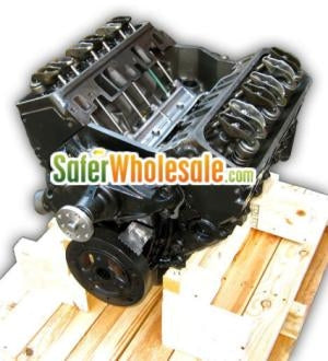 1986-1992 4.3L Remanufactured Base Marine Engine