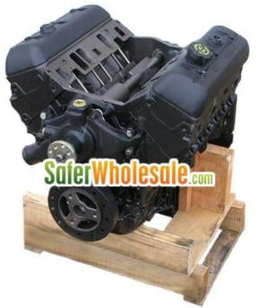 1996-Current 4.3L Remanufactured Vortec Marine Engine