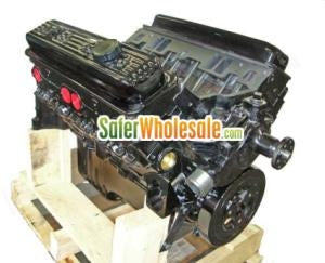 1996-2012 5.0L Remanufactured Vortec Marine Engine