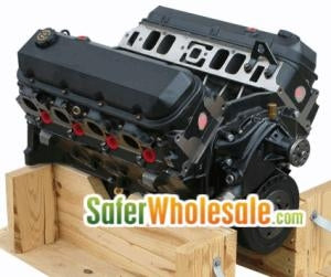 7.4L (454 ci) Remanufactured Base Marine Engine