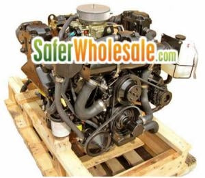 4.3L Complete Engine Package (1984-2012 Sterndrive Applications)