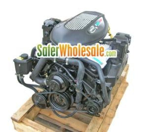 5.7L Complete Marine Engine Package (1986-Earlier MerCruiser Applications)