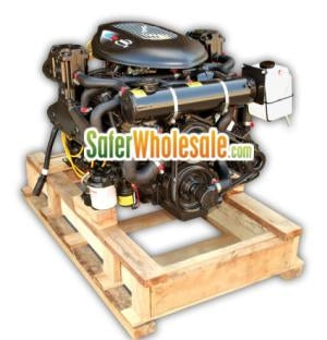 5.7L Complete Engine Marine Package (1992-Later Volvo Penta Applications)