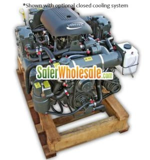 5.7L Complete MPI Marine Engine Package (Inboard or V-Drive Replacement)