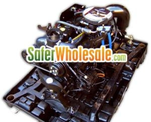 3.0L MerCruiser Complete Marine Engine Package (Inboard / V-Drive Applications)