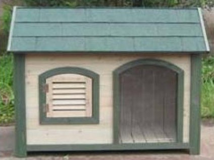 High Quality Large Garden Dog House