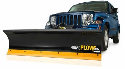 Fits All Cadillac Escalade 07-14 Models (Except Hybrid) - Meyer Home Plow Hydraulically-Powered Lift w/Both Wireless & Wired Controllers - Auto-Angle Snow Plow