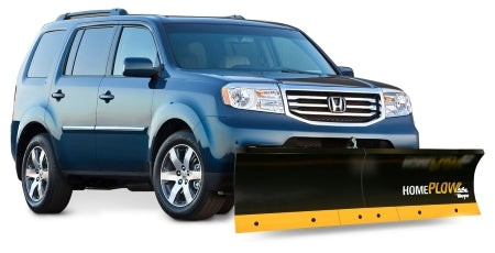 Fits All Ford Expedition 07-11(4wd only) Models - Meyer Home Plow Basic Manual Lift Snowplow