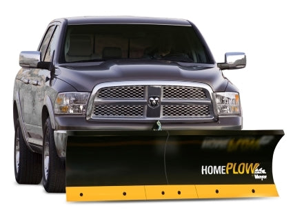 Fits All Ford Econoline/E-Series 08-13(full size van) Models - Meyer Home Plow Basic Electric Lift Snowplow