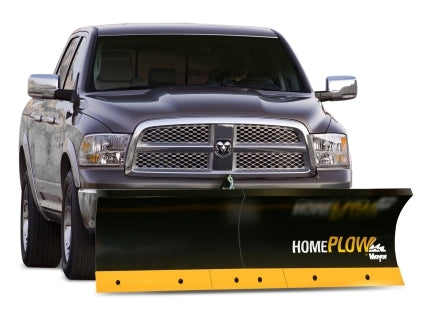 Fits All Ford Expedition 99-06(4wd w/factory tow hooks) Models - Meyer Home Plow Basic Electric Lift Snowplow