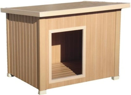 High Quality Medium Size Rustic Lodge Style Dog House