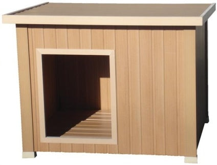 High Quality Extra Large Size Rustic Lodge Style Dog House