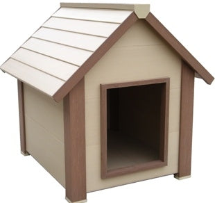 High Quality Super Insulated Extra Large Size Canine Condo Style Dog House