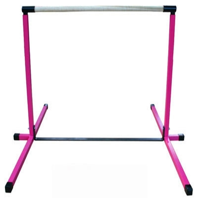 High Quality Pink 4' Horizontal Gymnastics Bar