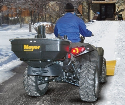 High Quality Meyer Products ATV Spreader � 125-Lb. Capacity