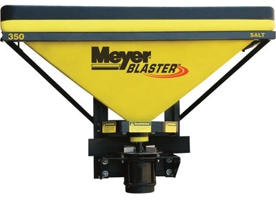 High Quality Meyer Products Salt Spreader � 350-Lb. Capacity