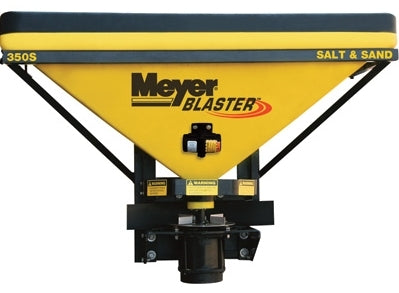 High Quality Meyer Products Salt/Sand Spreader � 350-Lb. Capacity