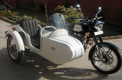 Bemer Side Car Motorcycle Sidecar Kit - Fits All Victory Models