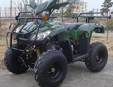 Brand New 110cc ATV Quad 4 Stroke