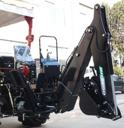Brand New 3 Point PTO Driven Hydraulic Backhoe Excavator Attachment - 8600 Model