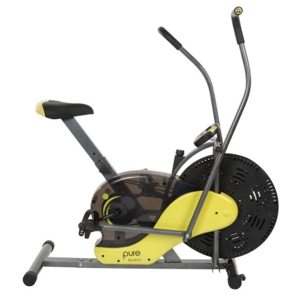 Fitness Fan Bike w/ Adjustable Resistance
