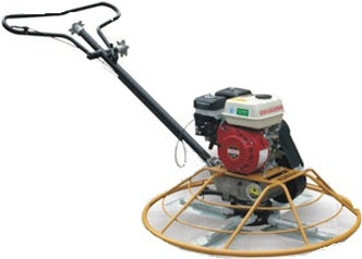 High Quality 6.5 HP Gas Power Walk Behind Power Trowel 38