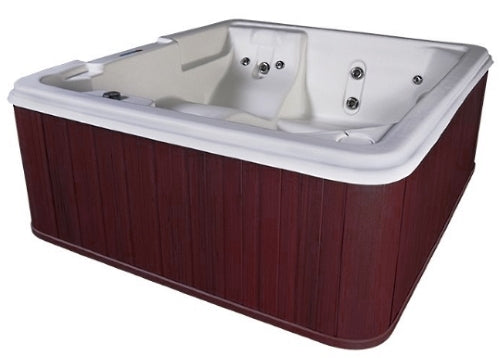 Orion 5 Person Lounger Plug �N� Play Hot Tub Spa w/ 30 Therapeutic Stainless Steel Jets