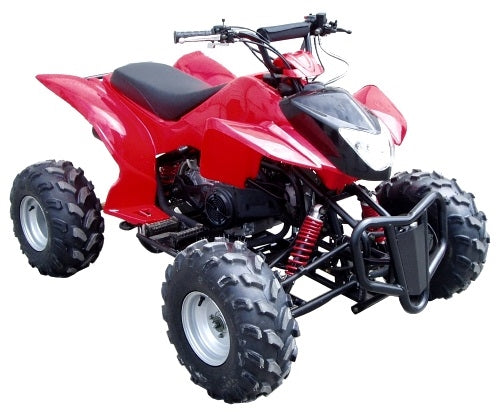 150cc Atv Blizzard Sport Atv - Fully Automatic With Reverse