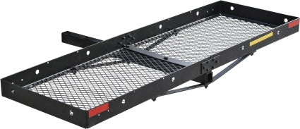 Brand New 46-1/2 Hitch Mounted Cargo Carriers