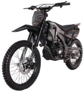 250cc Super Siren 4 Stroke Manual Dirt Bike Apollo 250RX