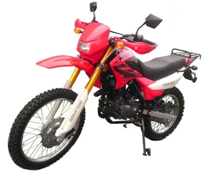 Brand New 250cc Enduro Storm 4 Stroke Street Legal Dirt Bike Motorcycle DB-08-250