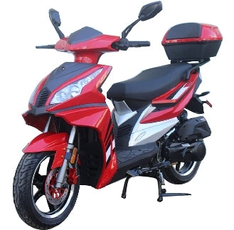 Brand New 150cc MC-49-150 Scooter Moped Bicycle