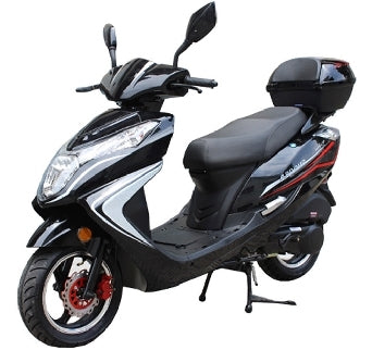Brand New 150cc MC-50-150 Scooter Moped Bicycle