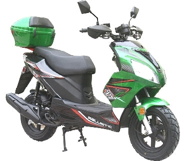 Brand New 150cc MC-58-150 Scooter Moped Bicycle