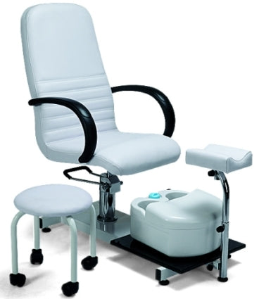 Brand New Hydraulic Pedi Chair with bowl