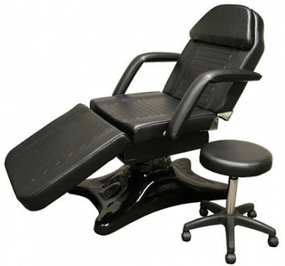 Hydraulic Facial Chair With FREE Black Stool