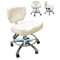 Adjustable Metal Esthetician Swivel Chair