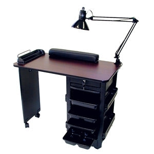 Brand New Portable Roll-Ex Manicure Table