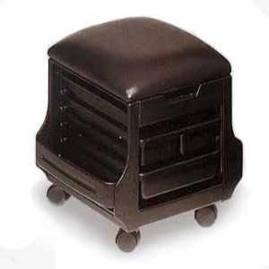 Brand New Portable Pedi Stool