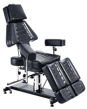 Professional Hydraulic Tattoo and Spa Chair, Bed & Table