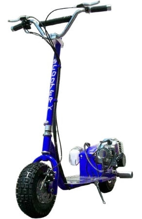 Brand New 49cc Dirt Dog Gas Motor Scooter