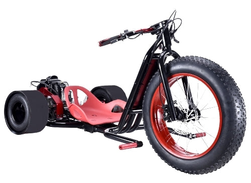 ScooterX 49cc Drift Master Drift Trike With 22