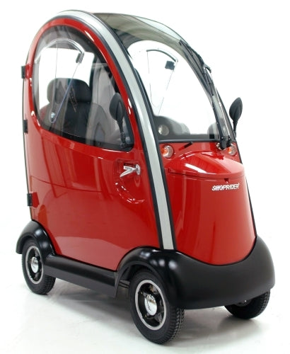 Shoprider Flagship Mobility Scooter Cabin 4 Wheel Vehicle