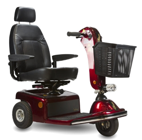 Shoprider Sunrunner 3 Personal Three Wheeled Travel Mobility Scooter - 888B-3