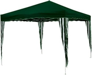 High Quality 10 x 10 Easy Pop Up Outdoor Gazebo