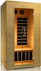 Zephyr 2-3 Person Far Infrared Sauna with Carbon Fiber Heater ( SUPER SALE ONLY 10 LEFT )