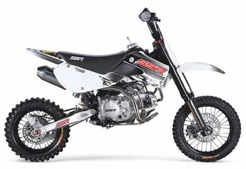 170cc Manual Kick Start Dirt Bike - SR170TX